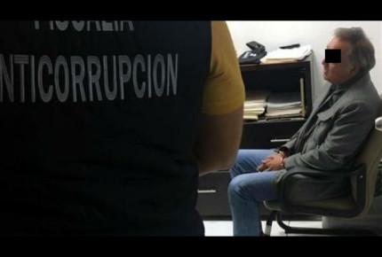 Detienen a exalcalde de San Carlos Tamaulipas por peculado