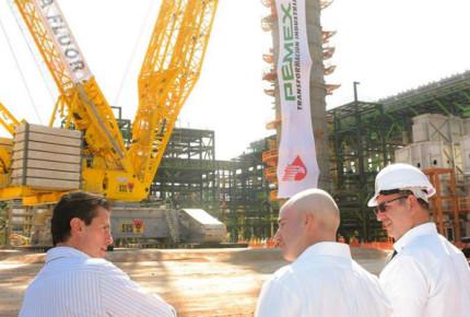 Extraer crudo del nuevo yacimiento será más rápido y barato: Pemex
