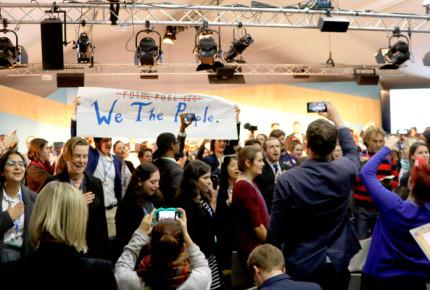 EU asistió a la COP23 de ONU para cabildear a favor del carbón