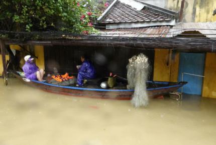 Tifón Damrey deja 49 muertos en Vietnam