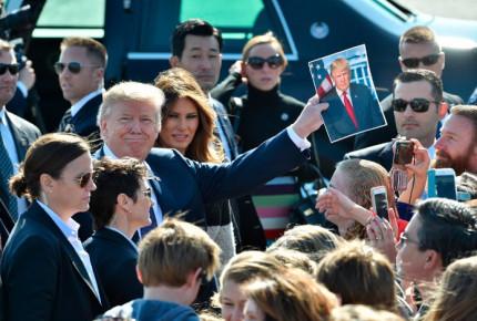 """Tiroteos, por problemas de """"salud mental"""", no de armas: Trump"""