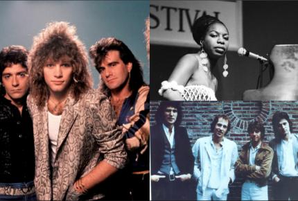 Bon Jovi, Nina Simone y Dire Straits al salón de la fama del R&R