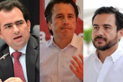 Se conforman frentes para el 2018 en Veracruz
