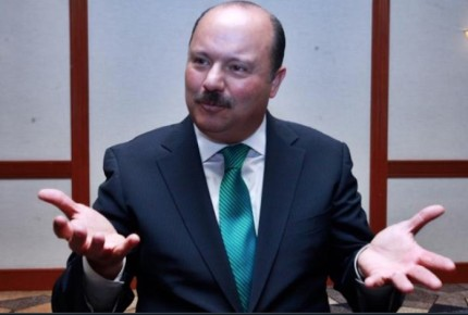 Confirma INE multa de 36.5 mdp al PRI por desvíos de Duarte