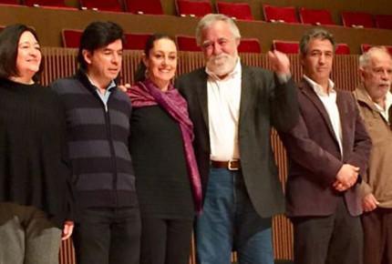 Alejandro Encinas dirigirá campaña de Sheinbaum