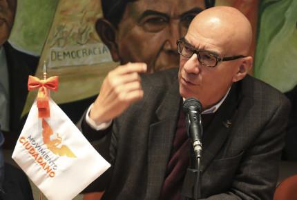 Concéntrate en gobernar, dice Dante Delgado a AMLO