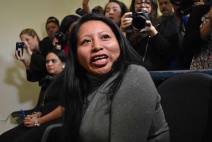 Salvadoreña apela a 30 años de cárcel por aborto; CIDH pide revisión