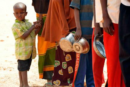 FAO revela repunte de países con hambre en el mundo