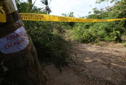 Localizan restos de 59 personas en fosas en Salvatierra, Guanajuato