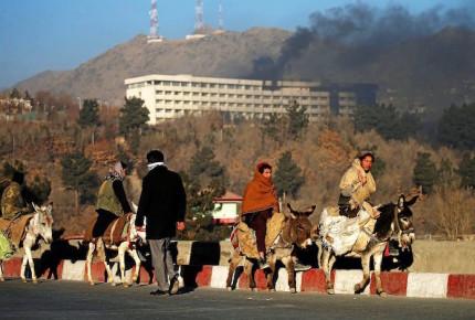 Atentado en Kabul; 18 muertos, 14 de ellos son extranjeros