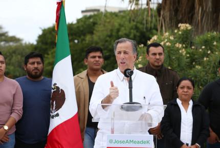 """""""Todos por México"""": INE valida nombre de la coalición PRI-PVEM-Panal"""