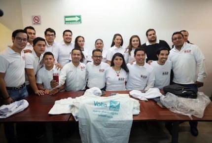 Jóvenes dejan Panal en Chiapas y Edomex; van con AMLO