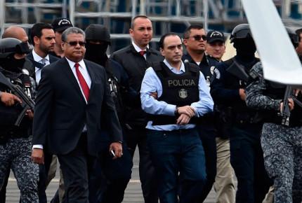 Borge llega extraditado a México