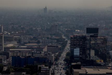 Se espera una peor calidad del aire en 2018