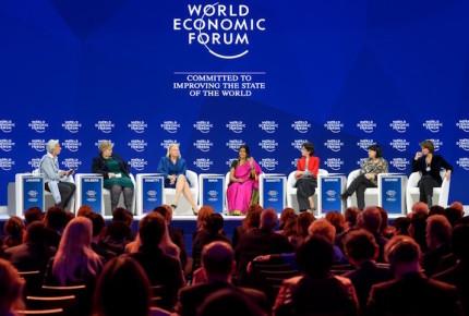 En Davos alzan voz mujeres y persiste desigualdad de género