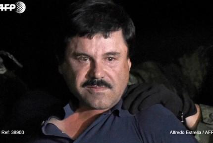 """""""El Chapo"""" interpone apelación contra su condena en EU"""