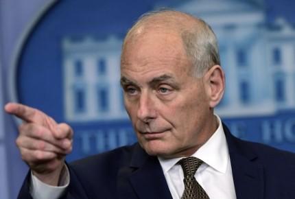 Inmigrantes ilegales no son malas personas: Kelly