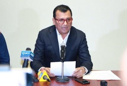 Renuncia Samuel Gurrión al PRI; buscará senaduría con el Frente