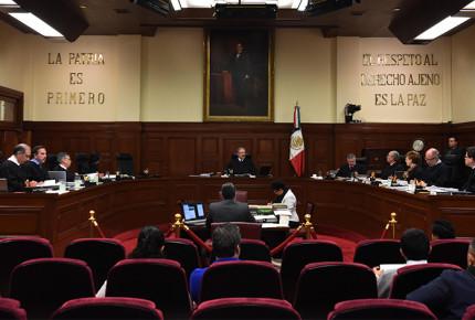 Legal candidatura común en Chiapas; SCJN desecha queja de PRI