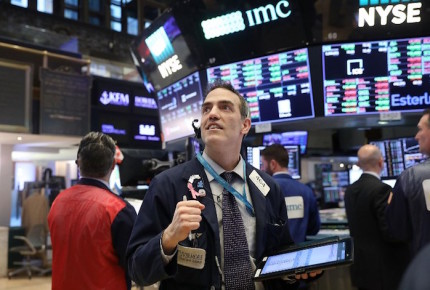 Cierran Dow Jones y S&P 500 con récords tras anuncio de Moderna