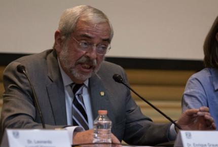 No queremos cuerpos armados de seguridad en la UNAM: Graue