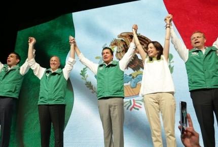 Dirigencia nacional Verde descarta alianza con Frente en Chiapas
