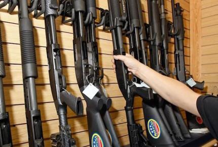 Trump respalda proyecto para mejorar control de venta de armas