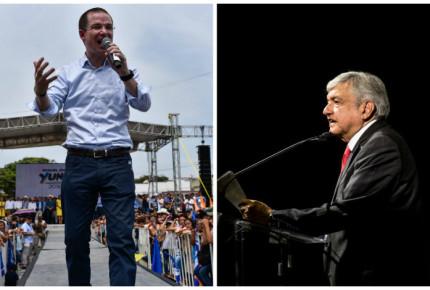 La lucha electoral será entre Anaya y AMLO: The Economist