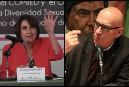 Delgado y Mercado encabezan 'pluris' de MC al Congreso