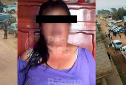 Mueren madre del 'Kalimba' y su jefe de escoltas tras choque con marinos en Puebla