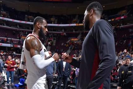 "Rumores de mi salida de Cleveland son ""tonterias"": LeBron"