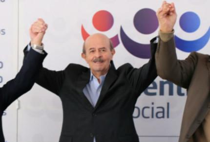 Fausto Vallejo va por alcaldía en Morelia de la mano del PES-PT