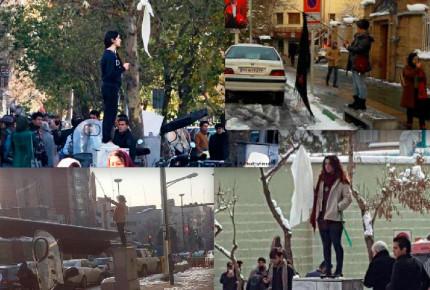 Detienen a 29 mujeres en Irán por quitarse el velo