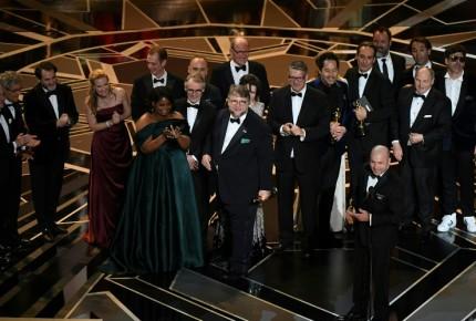 Los Oscar 2018 pierden 26 millones de espectadores
