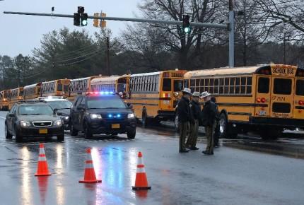 Muere el autor del tiroteo en Maryland; hay dos alumnos heridos