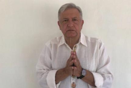 Investigar causas y actuar por muerte de Alonso y Moreno Valle, promete AMLO