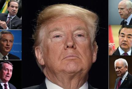 El mundo alista respuestas vs. aranceles anunciados por Trump