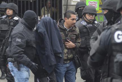 42 detenidos y 3 órdenes de captura por operativo en CU