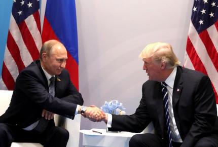 Trump plantea posible encuentro con Putin
