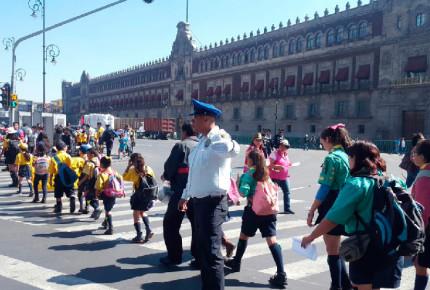 Despliegan 29 mil policías para Semana Santa en la CDMX