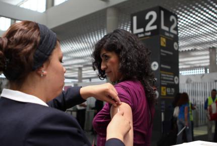 Vacuna para influenza, solo para los más vulnerables: 'El Bronco'
