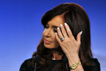Kirchner a juicio por 'Cuadernos de Corrupción'