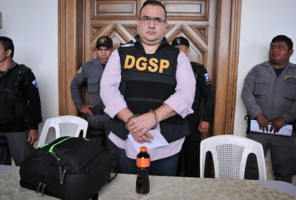 Duarte cambia defensa; Del Toro deja caso y lo toma Reyes Retana