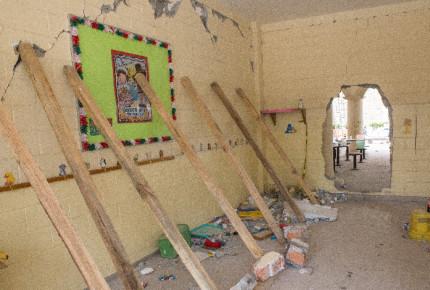Buscan transparentar reconstrucción de escuelas tras 7-S y 19-S