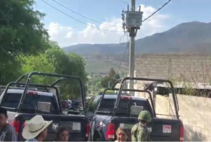 Mueren 5 por choque entre huachicoleros en Hidalgo