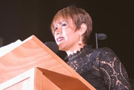 Inicia Lorena Osornio carrera independiente por la CDMX