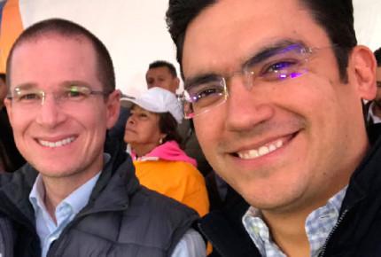 Jorge Romero, coordinador de campaña de Anaya en la CDMX
