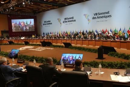 Cumbre de las Américas aprueba compromiso contra corrupción