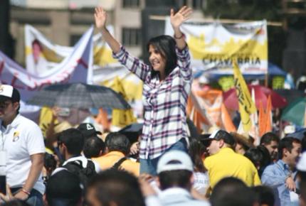 Barrales manda mensaje al narco: no son bienvenidos en la CDMX