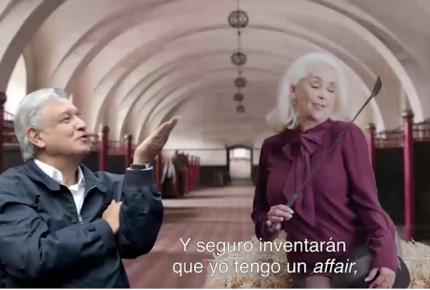 """""""Adiós al Rivotril, con el Peje ya estoy chill"""", dice el nuevo video pro AMLO"""